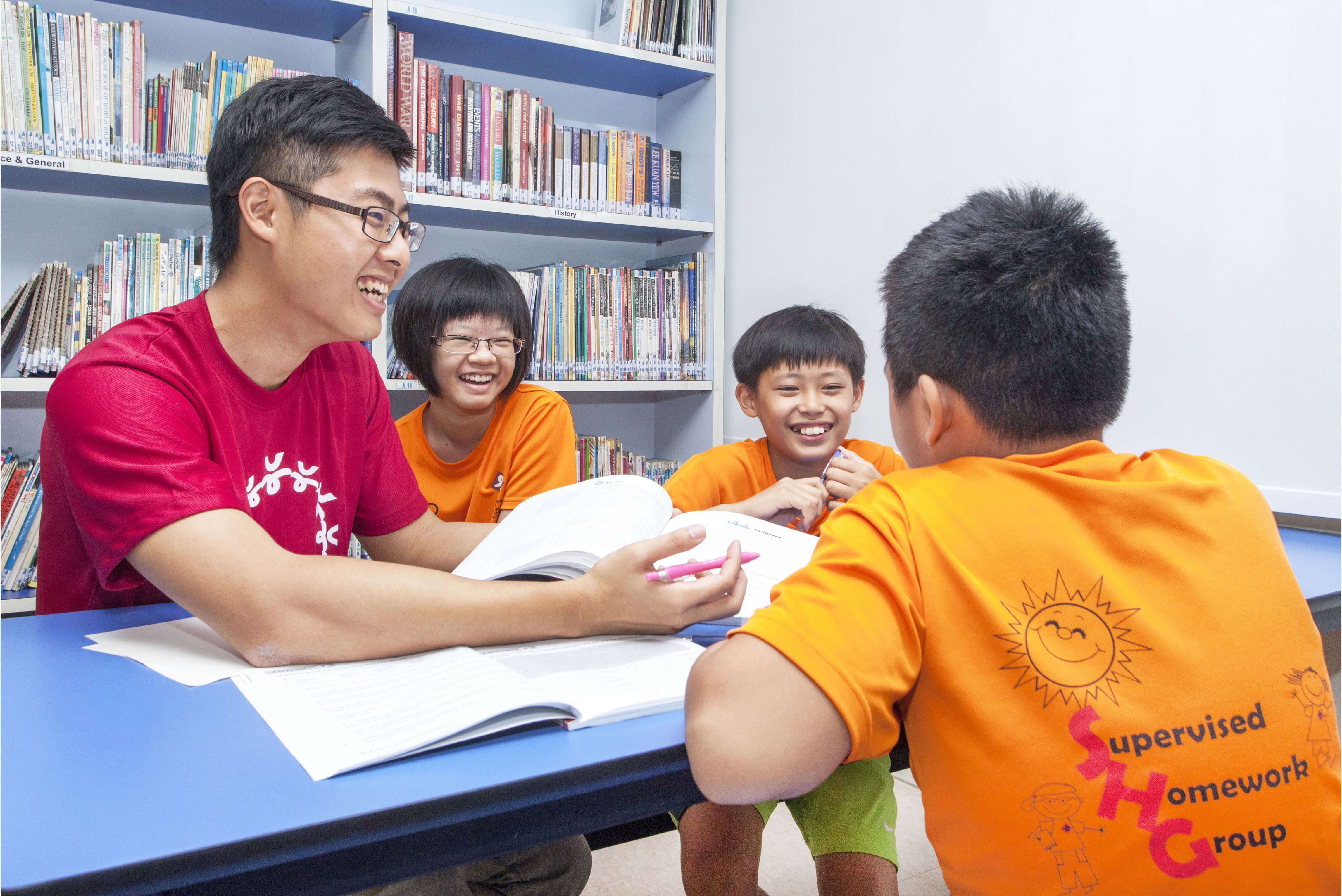 cdac supervised homework group