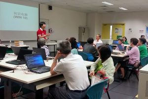 Senior IT Courses (CDAC@ Bedok)