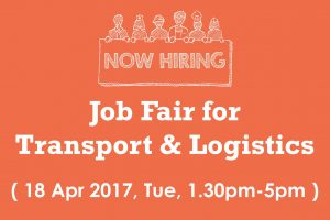 Job Fair for Transport & Logistics
