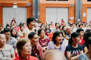 CPF Info Sharing Session @ Braddell Heights