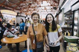 Elderly Learning Journey to URA