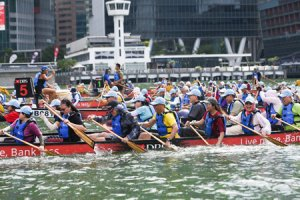 Dragonboat Activity