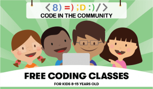 Code in the Community 2019