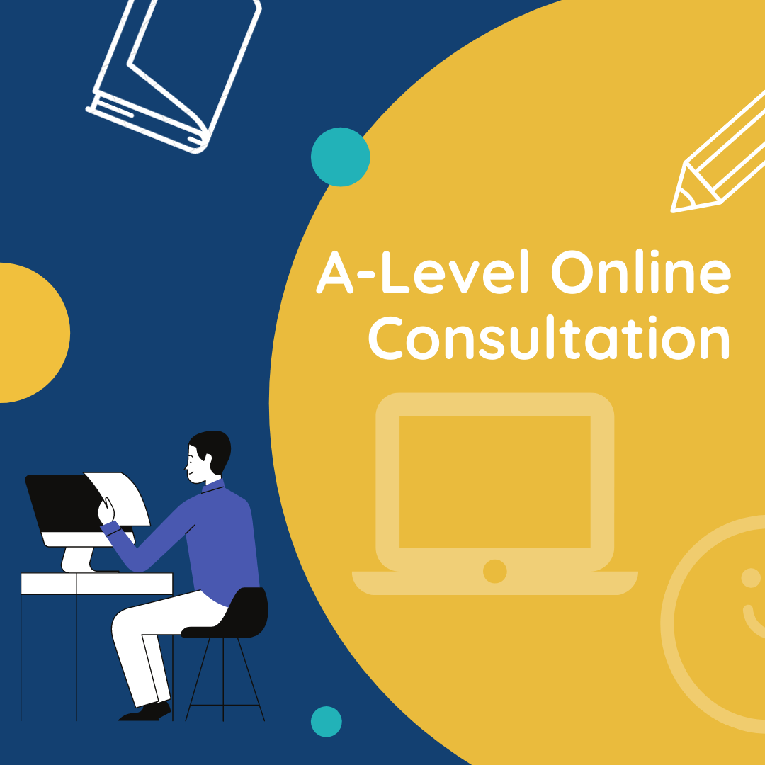 A-level online consultation